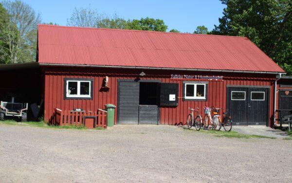 Ladugården på Fallebo gård