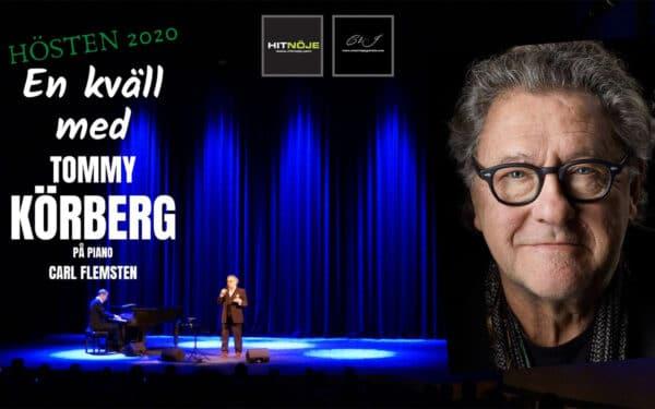 En kväll med Tommy Körberg i Oskarshamn